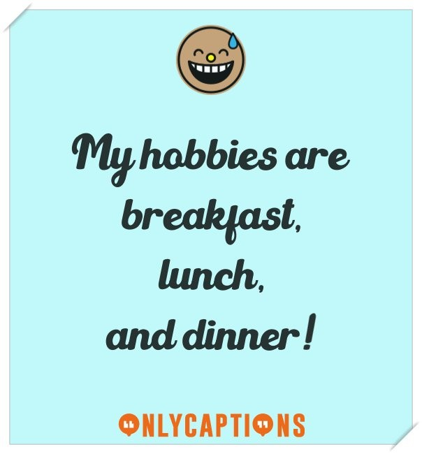 Best cute Instagram captions on food (meals)