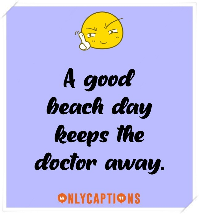 Beach Instagram Captions For Friends (2021)