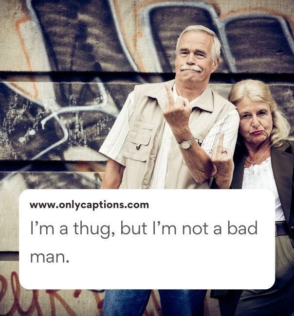 Best Thug Captions For Instagram (2021)