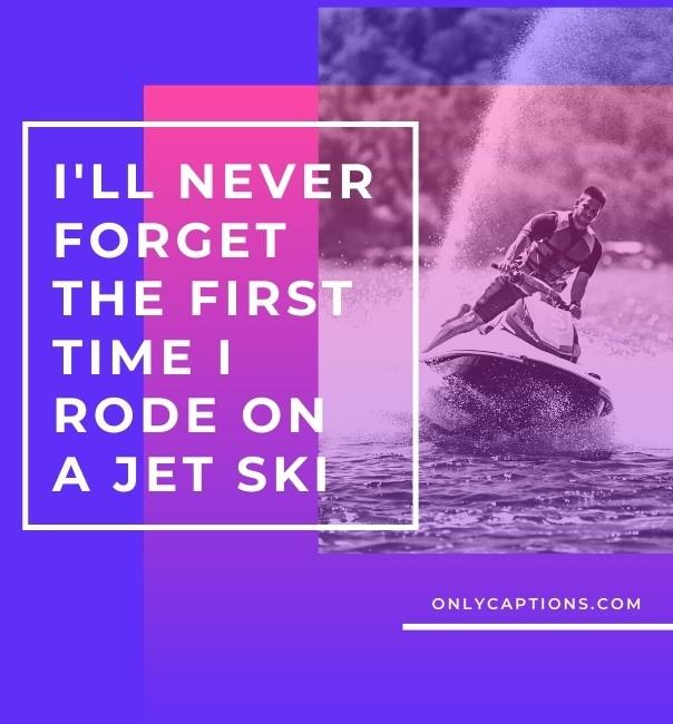 Cool Jet Ski Captions For Instagram (2021)