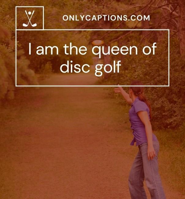 Disc Golf Captions For Instagram 2021