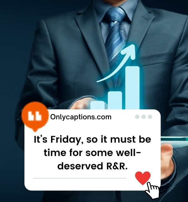 Friday Instagram Captions For Business Posts 2021