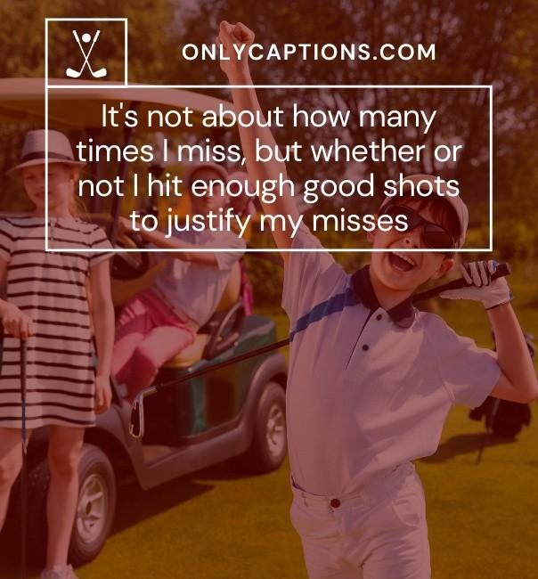 More Golf Caption Ideas For Instagram 2021