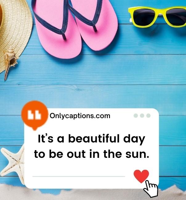 Summer Friday Instagram Captions 2021