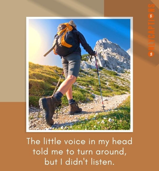 Best Hiking Captions For Instagram 2021