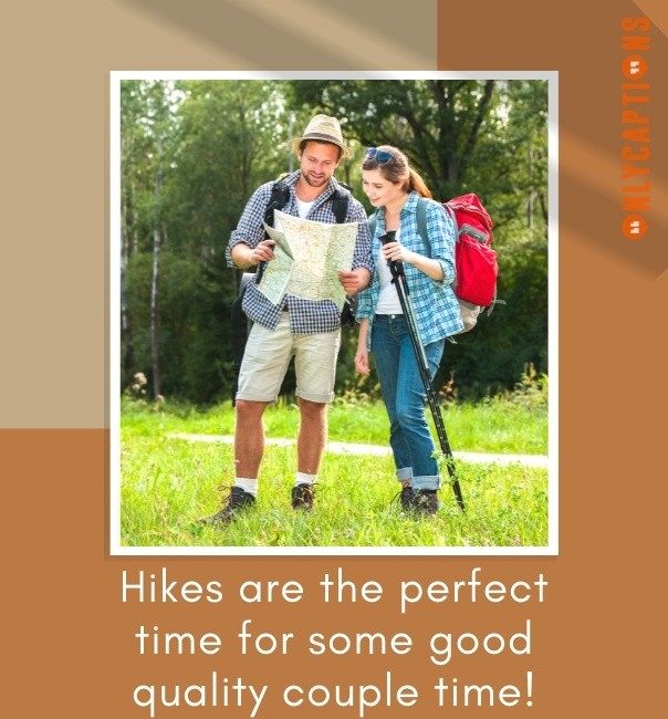 Hiking Instagram Captions For Couples 2021