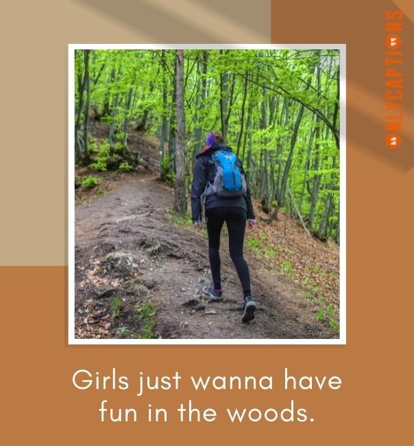 Hiking Instagram Captions For Girls 2021